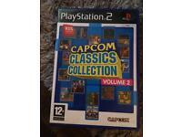 Capcom Classics Collection Vol 2 - PS2