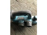 Makita Power Tools 2 Drills & Planer