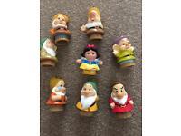 Little People Disney Princess Snow White And The 7 Dwarfs