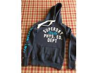 Superdry hoodie. XS size