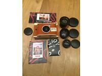 Lomography instant Polaroid camera