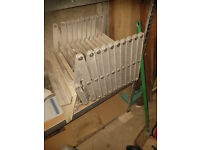 Ramsay concertina loft ladders for high ceiling. 2.59M to 2.82M