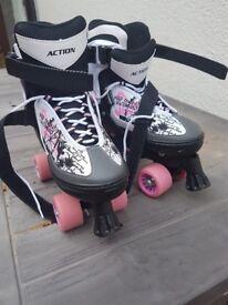 Adjustable Rollerskates