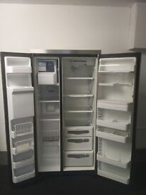 Maytag Stainless Steel American Fridge Freezer
