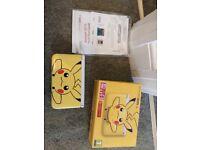 Rare pikachu Nintendo 3DS XL console