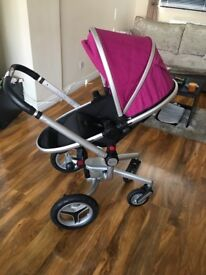 Silver cross surf 2 travel system