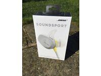 Bose Soundsport Wireless (New & Unused)