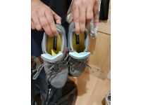 Women's work wear safety shoes