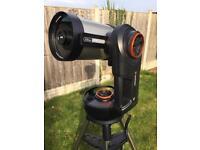 Celestron NexStar Evolution 6 GoTo mount and SCT Telescope