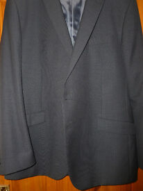 Man's suit, for large tall man