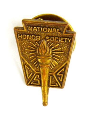 Pin Brooch Csls Collectible National Honor Society USA, CM 1,4 x 2