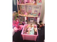 3 storey mansion dolls house