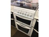 INDESIT 50 CM WIDE ELECTRIC COOKER WITH GUARANTEE 🇬🇧🇬🇧🌎🌎