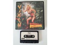 Commodore 64 game, Vixen