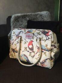 Adorable Cath Kidston Handbag in bird print