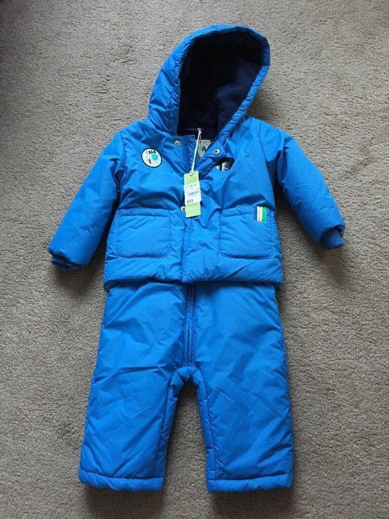 Snowsuit 9-12 mths