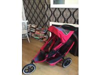 Phil and Teds All-Terrain Double Buggy