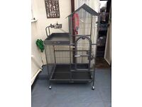 Parrot cage near new condition