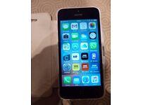 i Phone 5c 16gb Unlocked in White