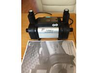TURBO 2 power shower pump
