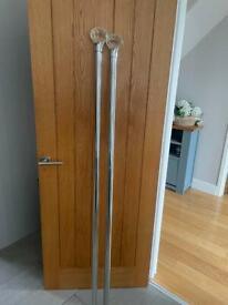 Next curtain pole