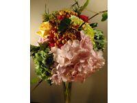 Autumn Hand-Tied Flower Bouquet Workshop