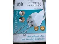 Electric Threading
