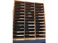 Paper Storage Unit - Mailroom, Office, Schools - Filing Shelves