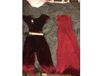 Clothes and shoes bundle