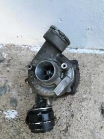 Garret turbo for Audi A3 A4 been recondition Ono