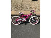 18inch huffy girls bike