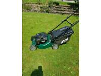 ATCO PETROL SELF PROPELLED LAWN MOWER