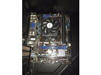 A55M-E33 Motherboard with AMD A4-6300 CPU
