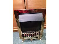 Electric Inset Fire £35