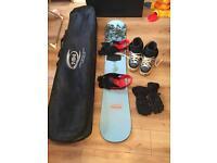 Bsb snowboard