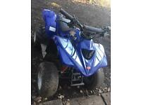 Apache rlx 100 Quad bike 2 stroke swap mountain bike etc