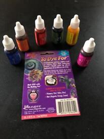 Colourant for Ultra Thick Embossing Enamel (Melt Art)
