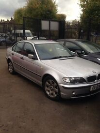 BMW 320I AUTOMATIC PETROL 2001/51 REG FULL SERVICE HISTORY GOOD CONDITION IN AND OUT !ENGINE SEIZED!