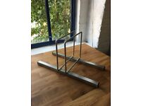 10 Metal Polyboard stands for sale, all mint conditon!