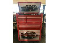"""Snap On tool box 40"""" Limited Edition"""