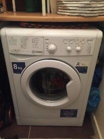 Indesit Innex IWC 81481 ECO Front-Loading Washing Machine - 8 kg - White