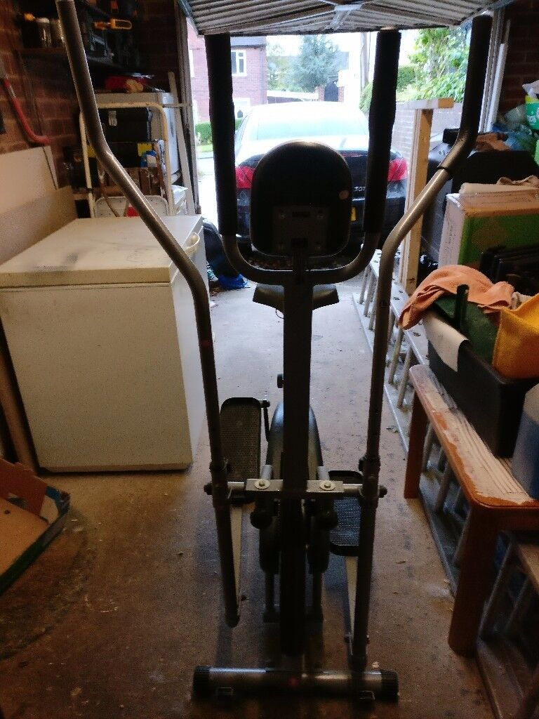 Cross trainer / exercise bike, good condition, £60 ono