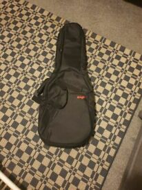 Stagg strong case for 3/4 Size Universal Electric Guitar Bag new conditon never used
