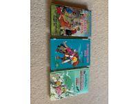 Enid Blyton 1970's hardback children's books