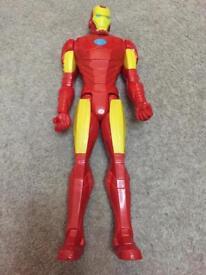 30cm Iron man figure