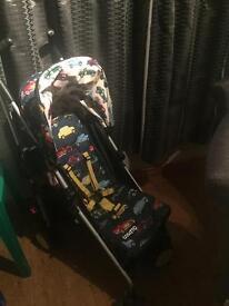 Boys cosatto buggy. Brilliant condition. Comes with raincover
