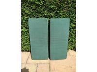 Outdoor garden cushions