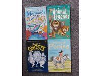 Usborne Young Reading books x 4