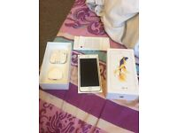 iPhone 6s plus gold 32gb unlocked boxed with all accessories selling as upgraded