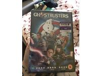 Brand new ghostbusters dvd